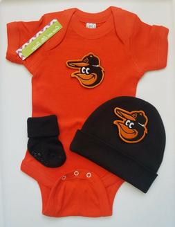 Orioles baby/infant clothes Orioles newborn Orioles baby gif