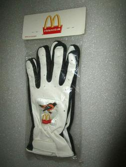 Vintage McDonald's Promotion Baltimore Orioles Baseball Glov